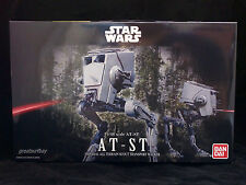 Bandai 1/48 Scale Star Wars Model Kit AT-ST Starwars Imperial Army