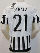 MAGLIA CALCIO SHIRT NUOVA JUVENTUS JEEP DYBALA N.21 JERSEY ITALY FOOTBALL I47
