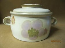Denby Round Covered Casserole --- Gypsy