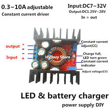 DC 10A CCCV Buck Converter Step Down Regulator For LED Driver battery charger