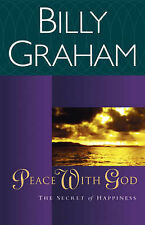 Peace with God: The Secret Happiness by Billy Graham (Paperback, 2000)