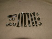 MG TC TD TF windshield cowling mounting screw set