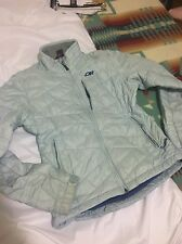 OUTDOOR RESEARCH OR Women's DOWN JACKET patagonia Small S