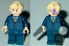 BATMAN Lego Harvey Dent Politician - Two Face NEW custom Genuine Lego Parts #16
