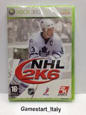 NHL 2K6 HOCKEY 2006 (XBOX 360) VIDEOGIOCO NUOVO SIGILLATO NEW GAME