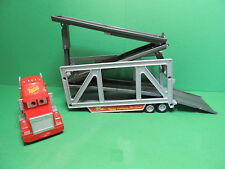Mack Hauler camion porte voiture Lift & Launch playset Disney Pixar Cars Mattel