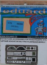 Eduard 1/72 SS390 Colour Zoom etch for the Hasegawa Mitsubishi G4M 'Betty' kit
