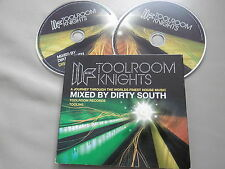 TOOLROOM CABALLEROS : MEZCLADAS BY DIRTY SUR 2 CD DIGIPAK ÁLBUM TOOL043 HOUSE 26