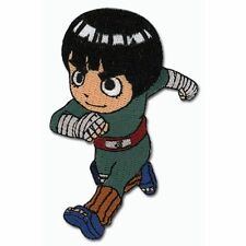 Patch - Naruto - New Chibi Rock Lee Running Iron On Anime Licensed ge7163