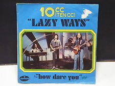 TEN CC ( 10 CC ) Lazt ways 6008020