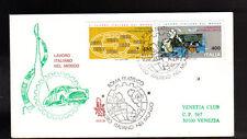 Italien  FDC  Mi.Nr 1822 & 23 von 1983 Ersttagsbrief