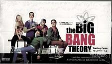 Big Bang Theory Seasons 1 & 2 Trading Card Box (RARE)