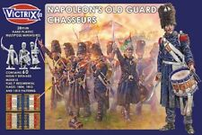 NAPOLEON'S OLD GUARD CHASSEURS- VICTRIX - FRENCH NAPOLEONIC- SENT FIRST CLASS