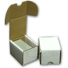 (50) 100 Count BCW  Cardboard Trading Card Boxes - BRAND NEW