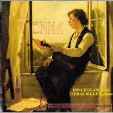 Old Vienna by Tobias Bigger, Inna Kogan (Cd Nov-2013) NEW