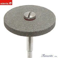 Edenta SuperMax™ DIAMOND SINTERED RUBBER WHEEL for CARBIDE GRAVERS GRINDING