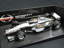 Minichamps McLaren Mercedes MP4/14 1999 1:18 #2 David Coulthard (GBR) (JS) ND