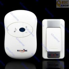 Wireless Doorbell Ring 36 Melodies Waterproof 280M Long-range 110-220V