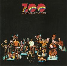 "Zoo: ('72 French Prog):  ""Hard Times, Good Times""  (CD)"