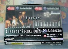 Biohazard Double Feature - Resident Evil - Gamecube Japanese - B