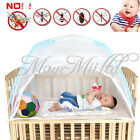 Nursery Baby Kid Child Cot Bed Foldable Fold Mosquito Net Tent 110*70*70 I