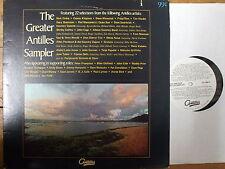 AX 7000 The Greater Antilles Sampler - LP