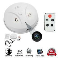 HD Spy Camera Hidden Detector Recorder Cam Home Surveillance Security+Remote  DH