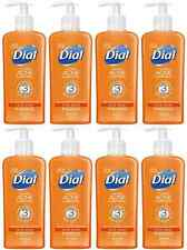8 Pack Dial Acne Control Deep Cleansing Clear Skin Face Wash Oil Free 7.5 Oz