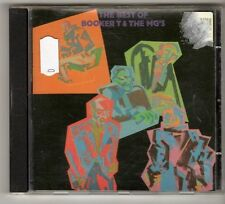 (GL557) The Best of Booker T & The MG's - 1984 CD