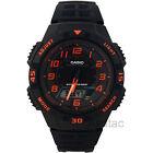 Casio AQS800W-1B2V Mens Solar Powered Multi-Function Analog/Digital Sport Watch
