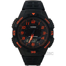 Casio AQS800W-1B2V Mens Solar Powered Multi-Function Analog/Digital Sport Watch