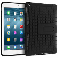 Coque Ultra-résistante Protection Antichocs Apple iPad Air 2 - Bimatière Noir