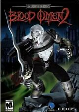 BLOOD OMEN 2 The Legacy of Kain  PC GAME        NEW in RETAIL BOX