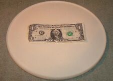 """VTG Rubbermaid Round spice table Cabinet Lazy Susan Turntable 10-1/2"""" Tray"""