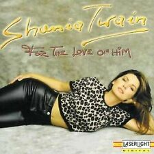 Shania Twain For The Love Of Him CD MINT Bite My Lip Send It With Love