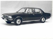 1972 Opel Commodore B Factory Photo wo6811-J1OOIC