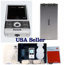 NEW Tens Electronic Pulse Massager 6 Modes Muscle Therapy Rechargeable Battery