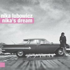 CD NIKA LUBOWICZ   Nika's Dream  ( For Tune 2015)