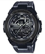 GST-210M-1A CASIO G SHOCK X G STEEL BLACK ANALOG DIGITAL LED BRAND NEW