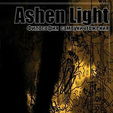 "Ashen Light ""Philosophy Of Self Destruction"" (NEU / NEW)"
