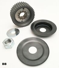 BDL 8mm Front Pulley 41 Tooth Splined 1978-1984 Harley-Davidson