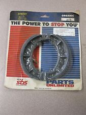 SBS Brake Shoes Part #2019 NEW in Manufacturers Package FREE SHIPPING PEG