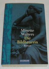 Minette Walters - Die Bildhauerin -   Buch   gebraucht