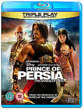 Prince of Persia: The Sands of Time Triple Play (Blu-ray + DVD + Digital Copy),