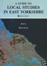 A GUIDE TO LOCAL STUDIES IN EAST YORKSHIRE