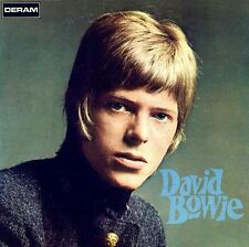 DAVID BOWIE 1st Deram album UK 180g vinyl 2LP SEALED/NEW mono & stereo