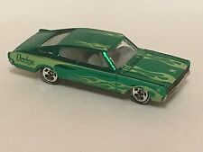 Hot Wheels Classic series 1967 Dodge Charger 1:64 Die Cast Vehicle