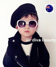 Boy Child Lady Girl Cool Black Mix Wool Military Force Army Hat Cap French Beret