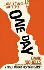 One Day, Nicholls, David Hardback Book