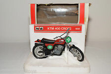 POLISTIL MS621 MS 621 MS-621 KTM 400 CROSS RED MINT BOXED RARE SELTEN RARO